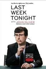 Watch Alluc Last Week Tonight with John Oliver Online
