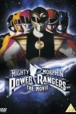 mighty morphin power rangers tv poster