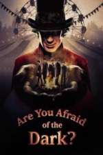 are you afraid of the dark? tv poster