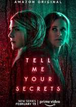 tell me your secrets tv poster
